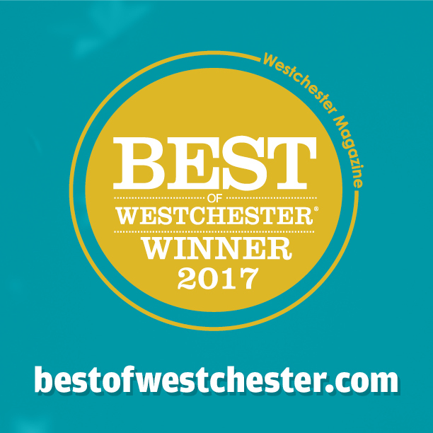 Best Of Westchester Winner!