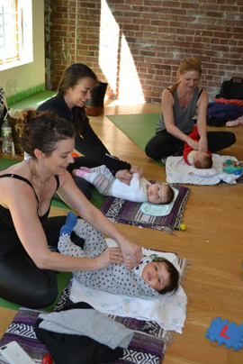 Karma Kids Baby Yoga & Developmental Movement