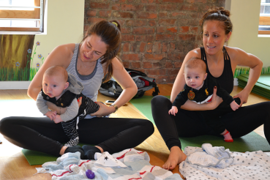 Karma Kids Mom & Baby Yoga