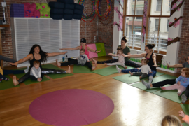 Karma Kids Parent & Child Yoga