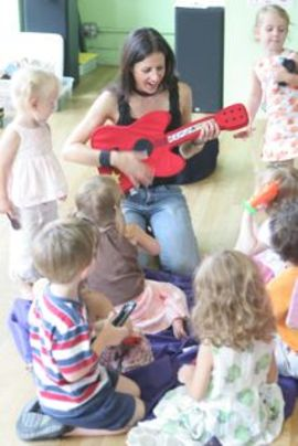 iHOLA! A Playgroup in Spanish